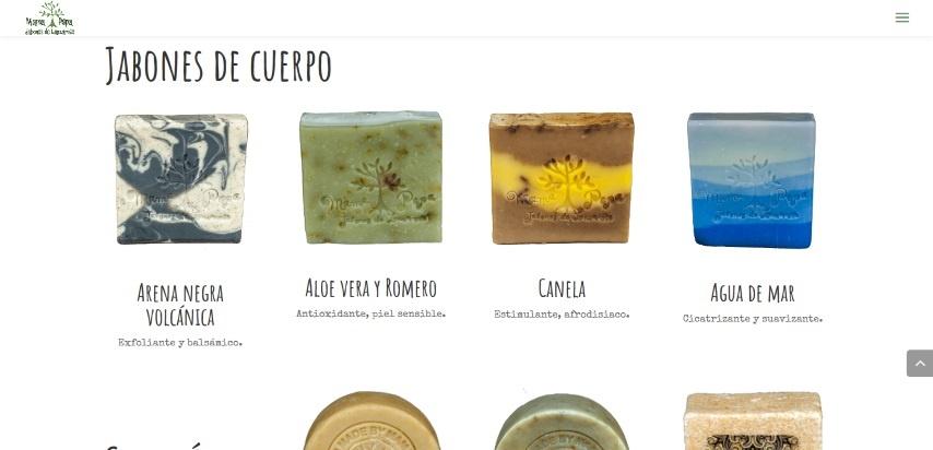 Mama Pepa Jabones artesananles de Lanzarote(2)