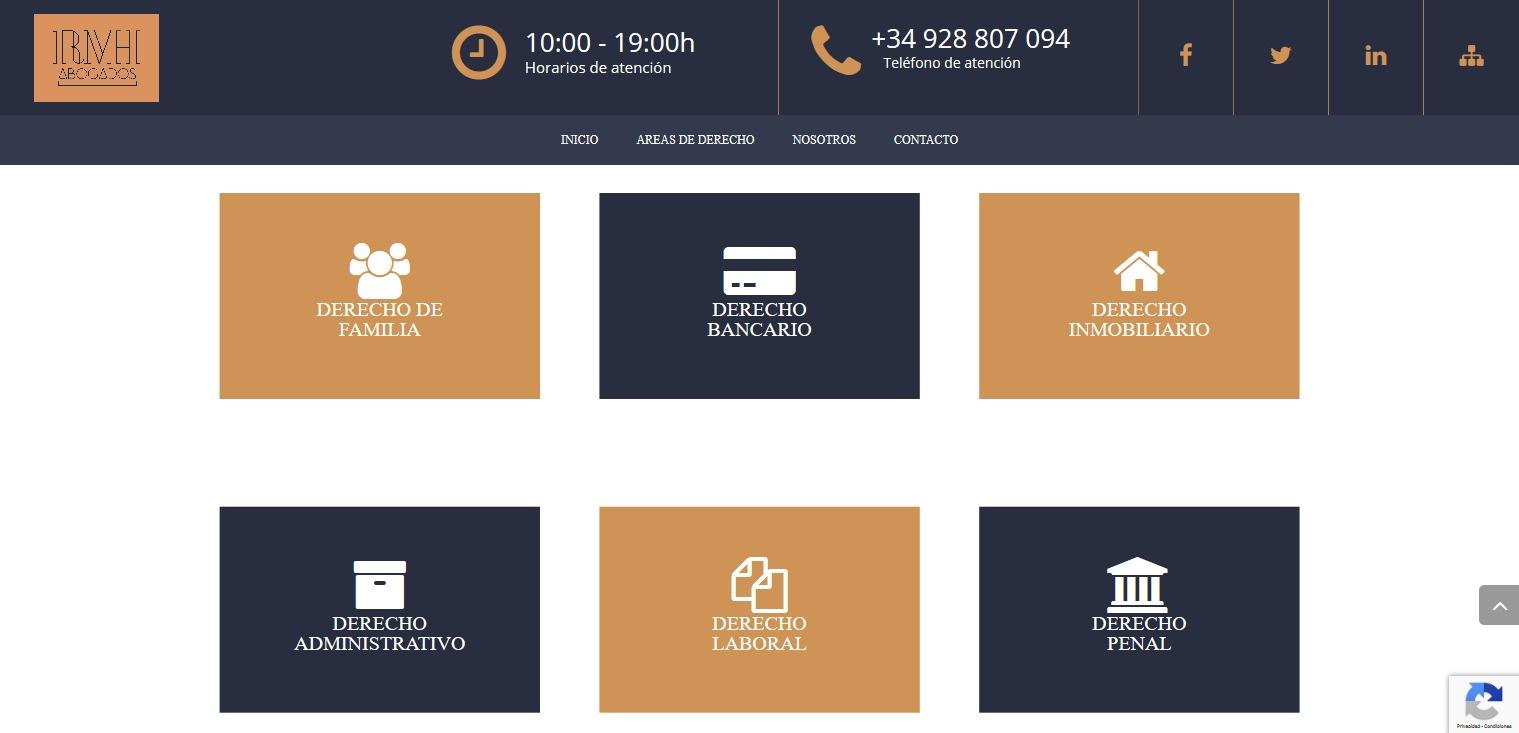 RMH Abogados Despacho de abogados en Lanzarote