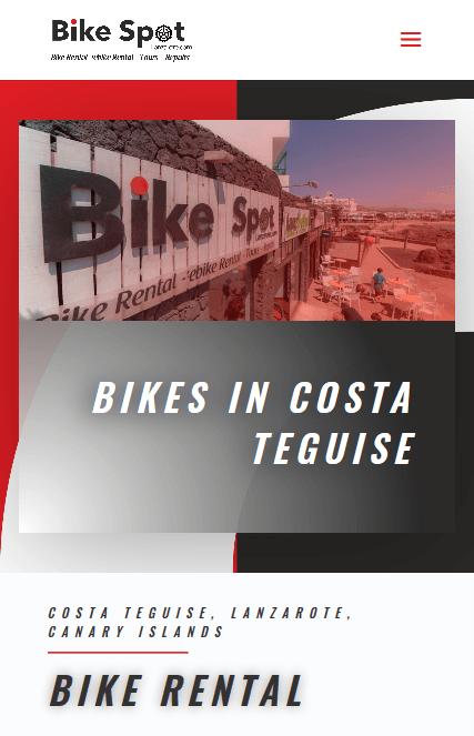 Bike Spot Lanzarote Rent a bike in Costa Teguise Lanzarote(1)