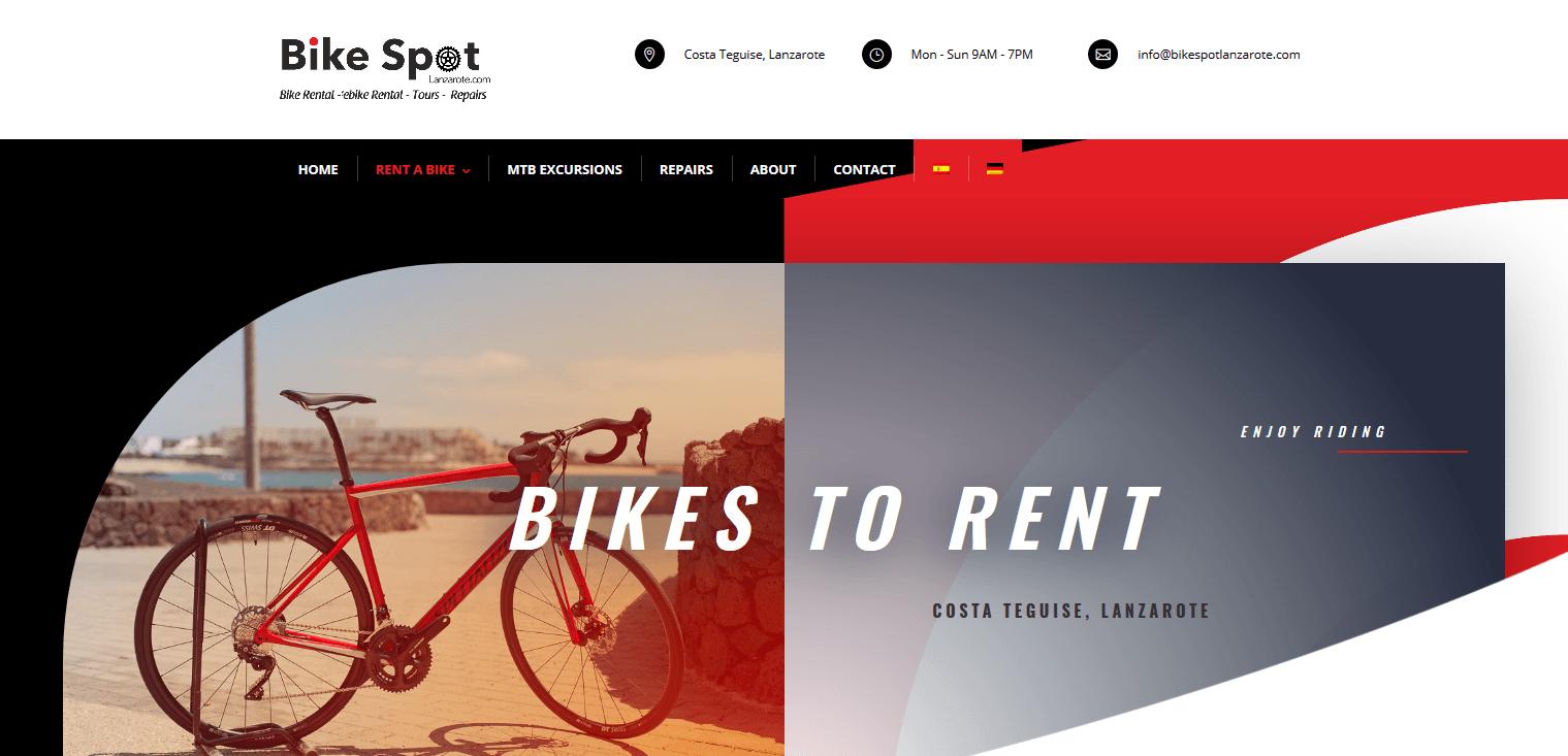 Bike Spot Lanzarote