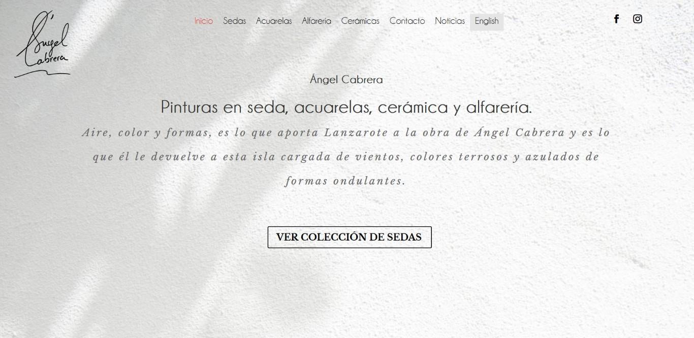 Diseño web home