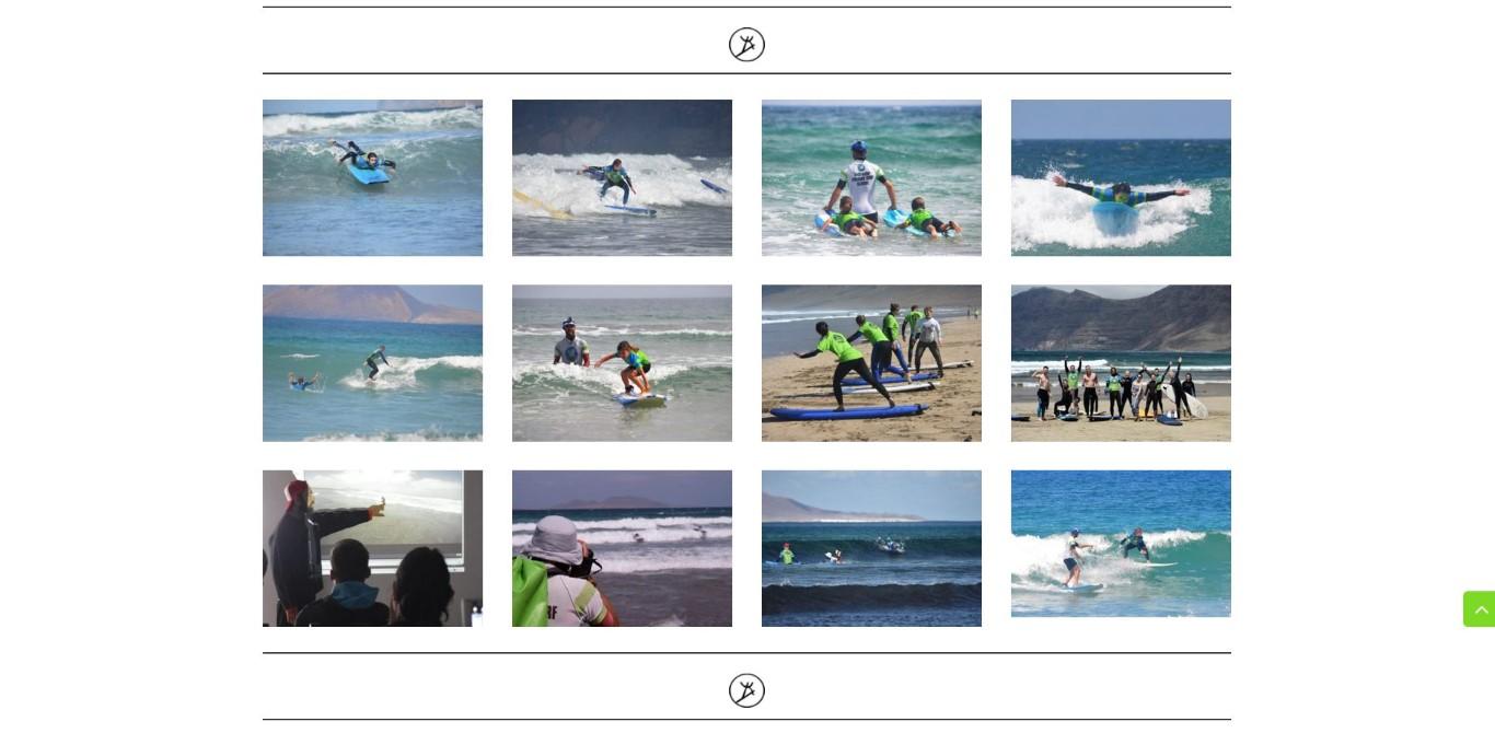 galeria fotos web