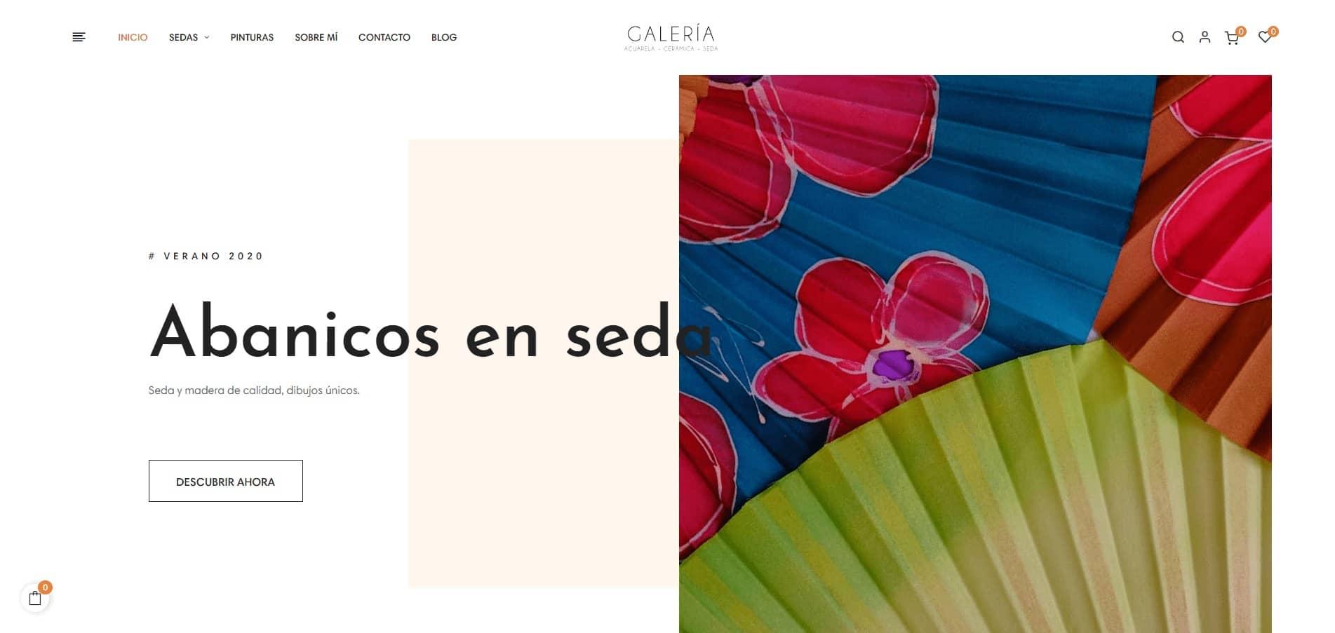presentacion tienda online
